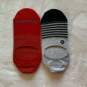 (2) Stance Gammut  Invisible men's No Show Socks